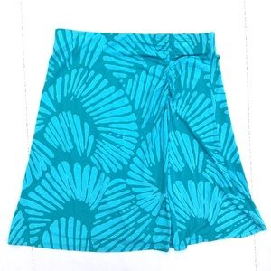 Tommy Bahama Tropical Rouched Skirt